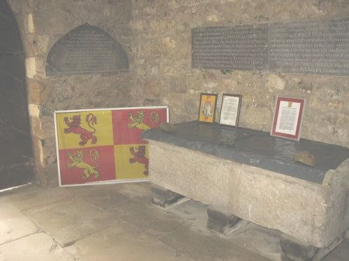 Tomb of Joan Plantagenet, Lady of Wales