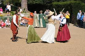 Tudor Dances for Upper and Lower Classes