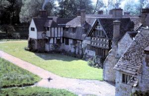 Tudor Village at Hever Castle
