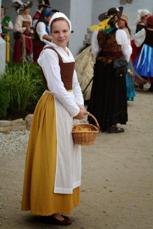 Tudor era poor people fashion