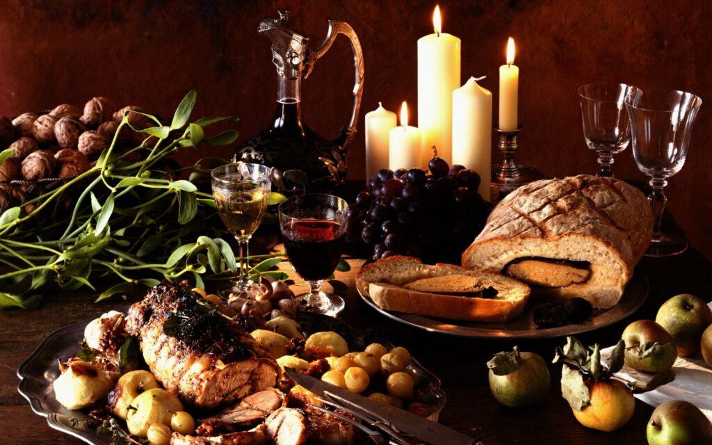 Tudor meals