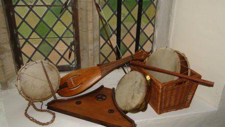 Tudor purcussion intruments