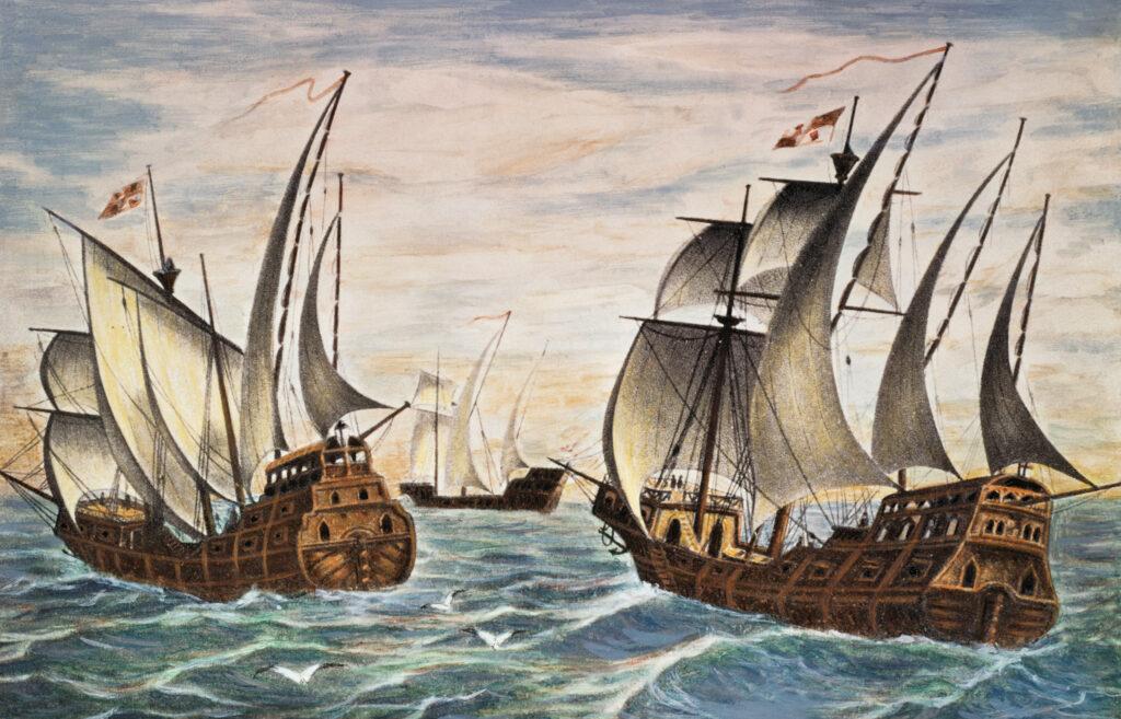 Tudor ships