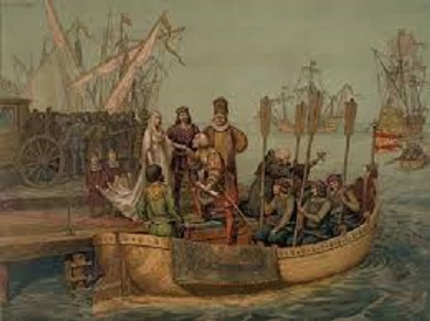 Voyage of Christopher Columbus