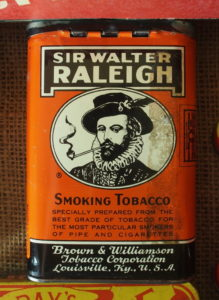 Walter Raleigh Tobacco