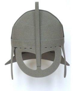 Anglo Saxon Paper Helmet