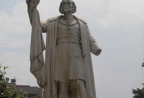 Christopher Columbus in America