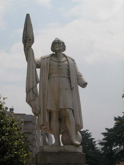 Accomplishments of Christopher Columbus