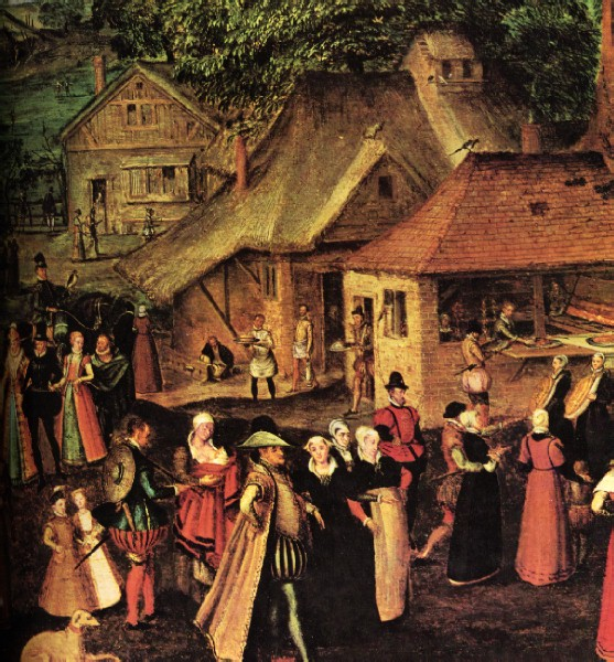 Social Classes in Elizabethan Era The Yeomen and The Poor