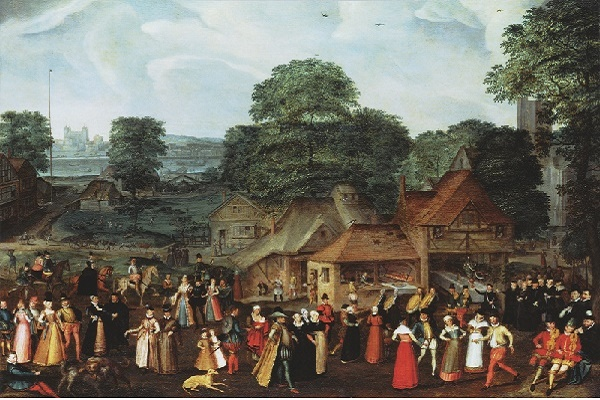 Daily life of people in elizabethan era