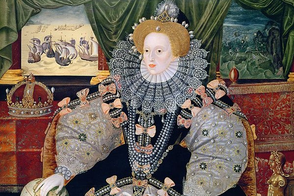 Elizabeth i Queeb