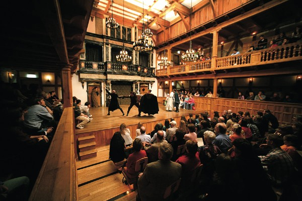 History of Elizabethan Blackfriars Playhouse