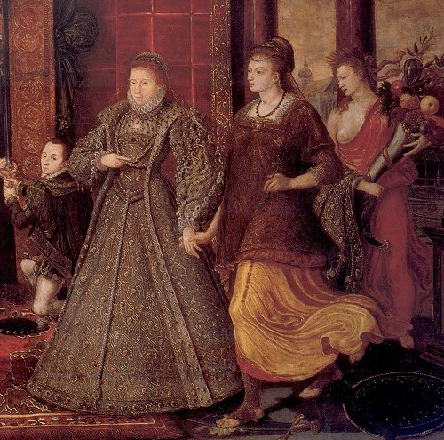 Men Wedding Shoes During Elizabethans Era