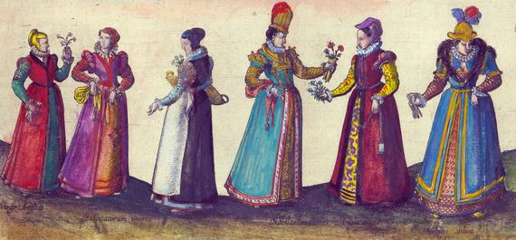 The Life and Roles of Elizabethan Era Women