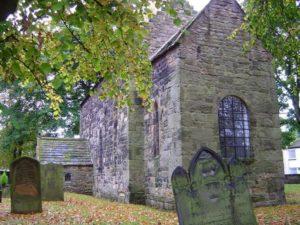 escomb-saxon-church