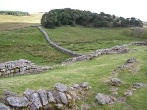 image of hadrians wall