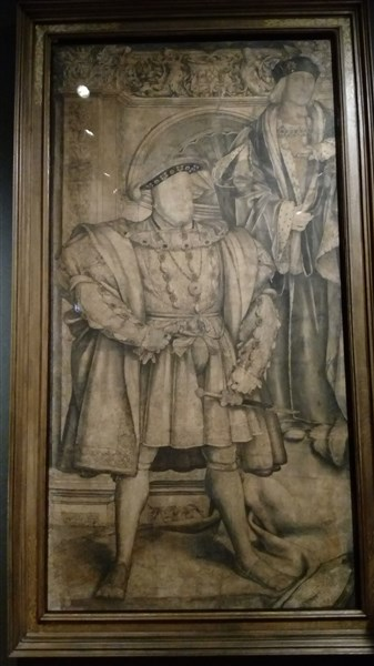 Henry VIII Parents Information