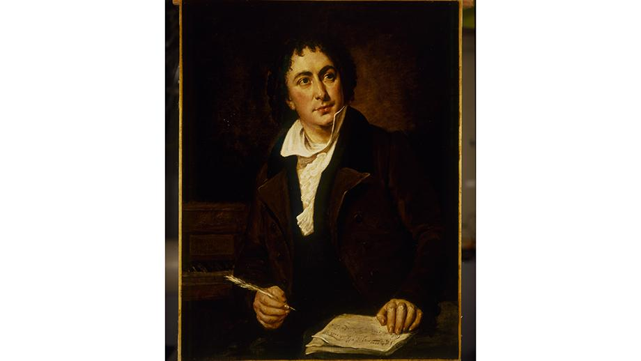 Isaac Nathan Australia's First Composer