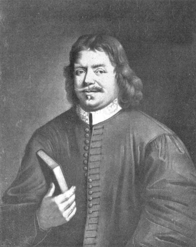 Sketch of John Bunyan