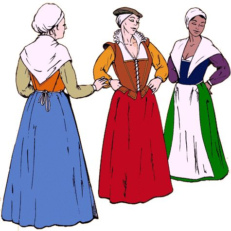 Middle-class clothing in the Elizabethan era