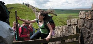 people-at-hadrian-wall