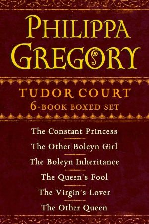 The Plantagenet and Tudor Novels Box Set
