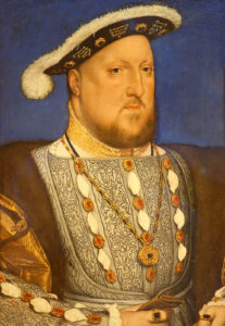 tudor-king-henry-viii-england