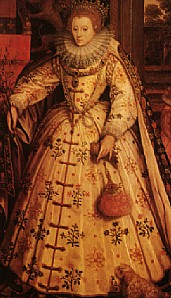 Elizabethan Era Clothing Law for Women